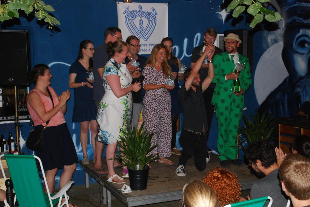 Wagner goes Wild – 2. Wagner Poetry Slam