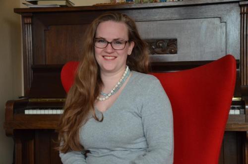 Arabella Hellmann<br>Erste Vorsitzende