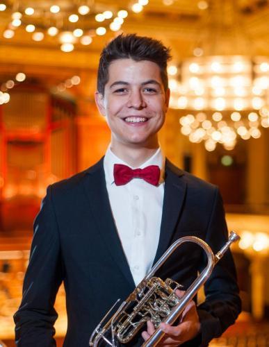 Jonathan Debus, Trompete